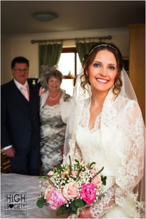 kirsty and andrew's wedding at llanrhidian church and the king arthur hotel